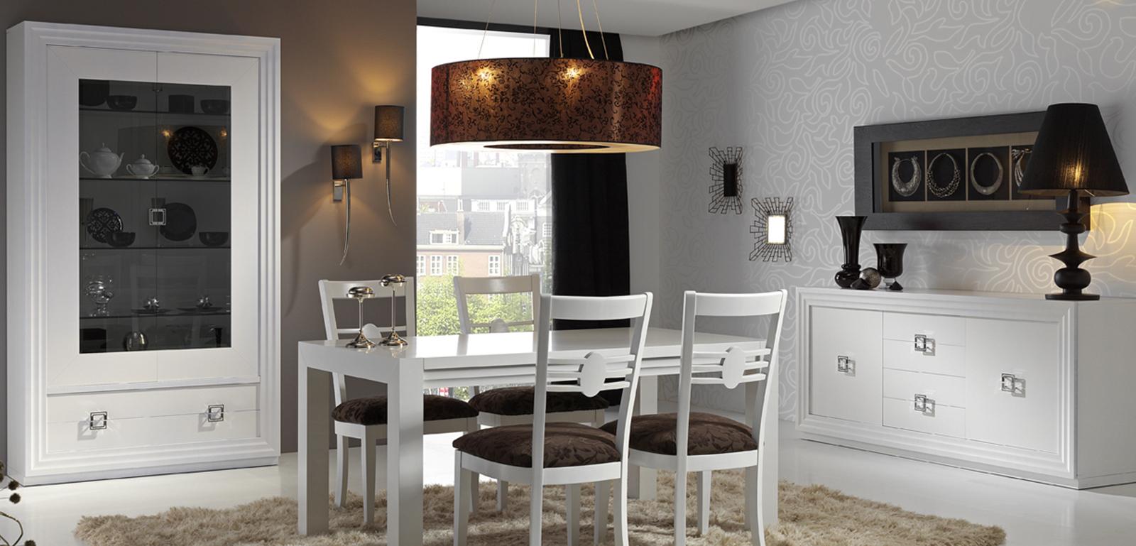 Mueble para salon Penelope blanco 04