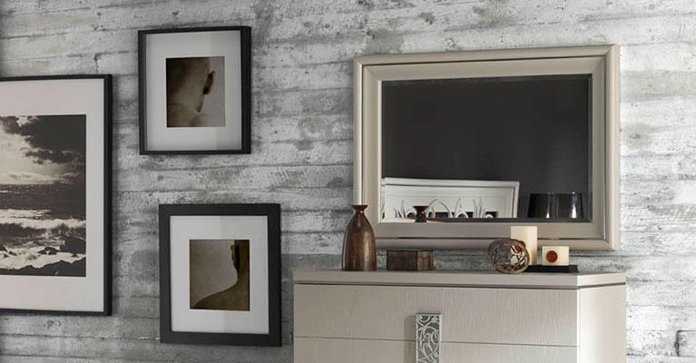 Los espejos c mo potenciar la decoraci n del dormitorio for Espejos decorativos para habitaciones
