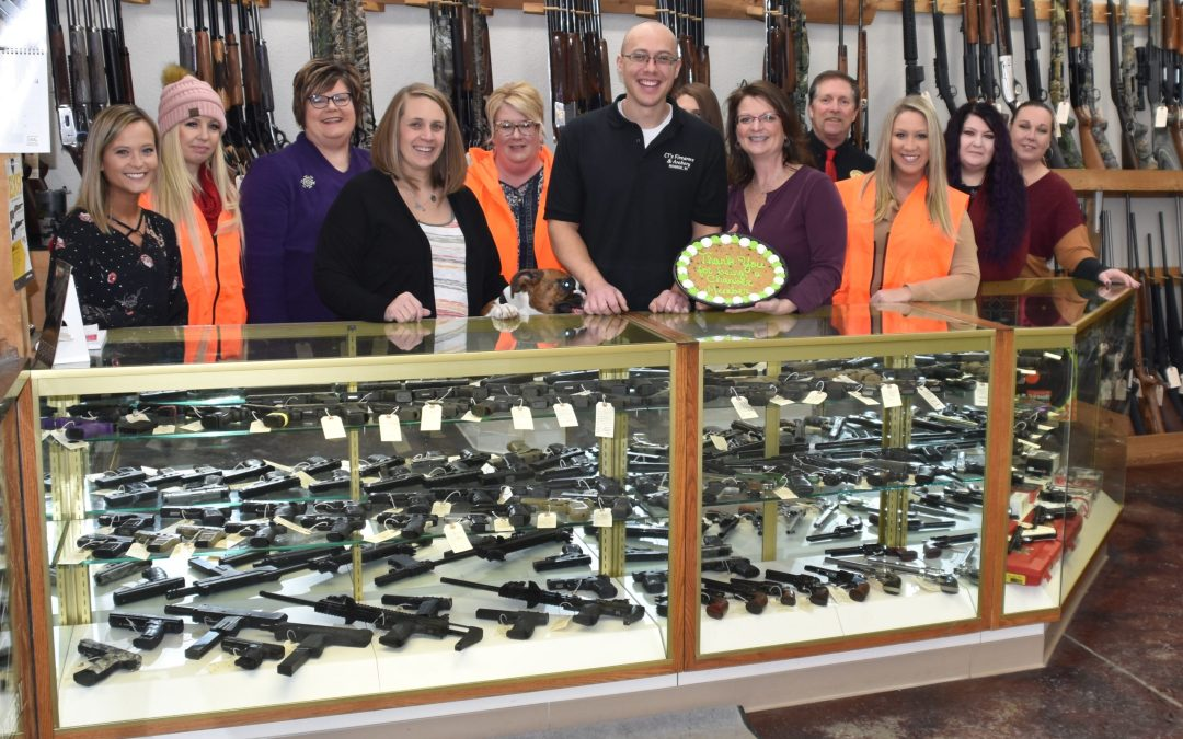 November Chamber Member of the Month:  CT's Firearms and Archery