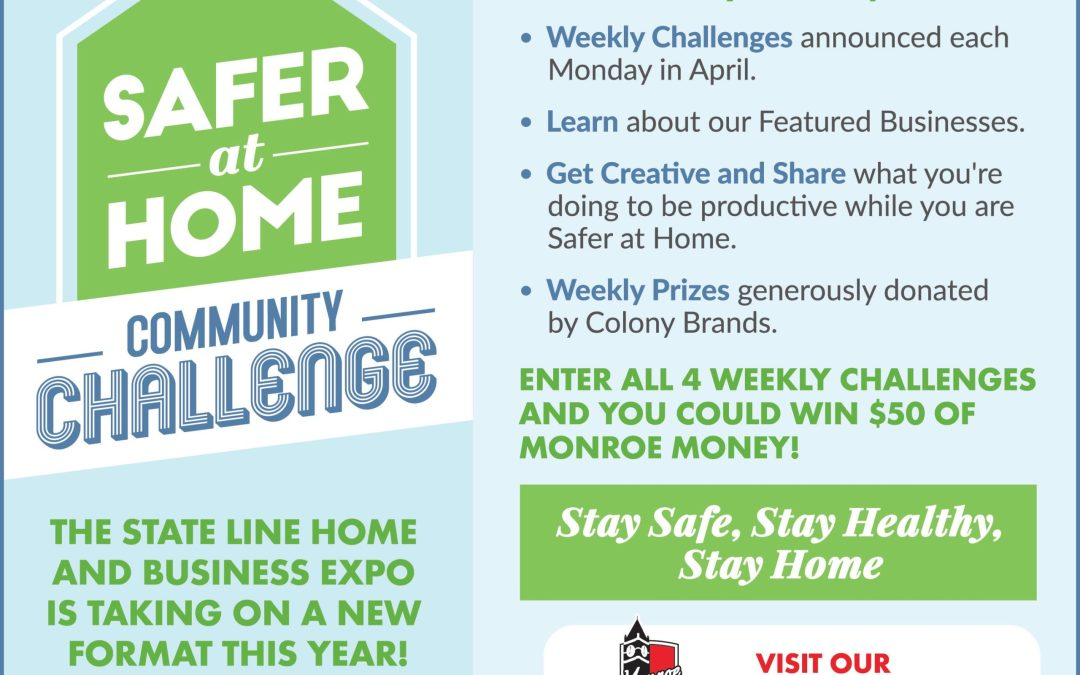 Safer At Home Community Challenge