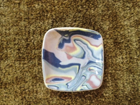 Inlaid Colored Clay – Making and Using