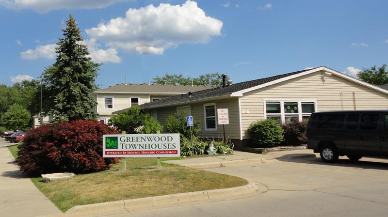 Greenwood Townhouses | Monroe Housing Commission