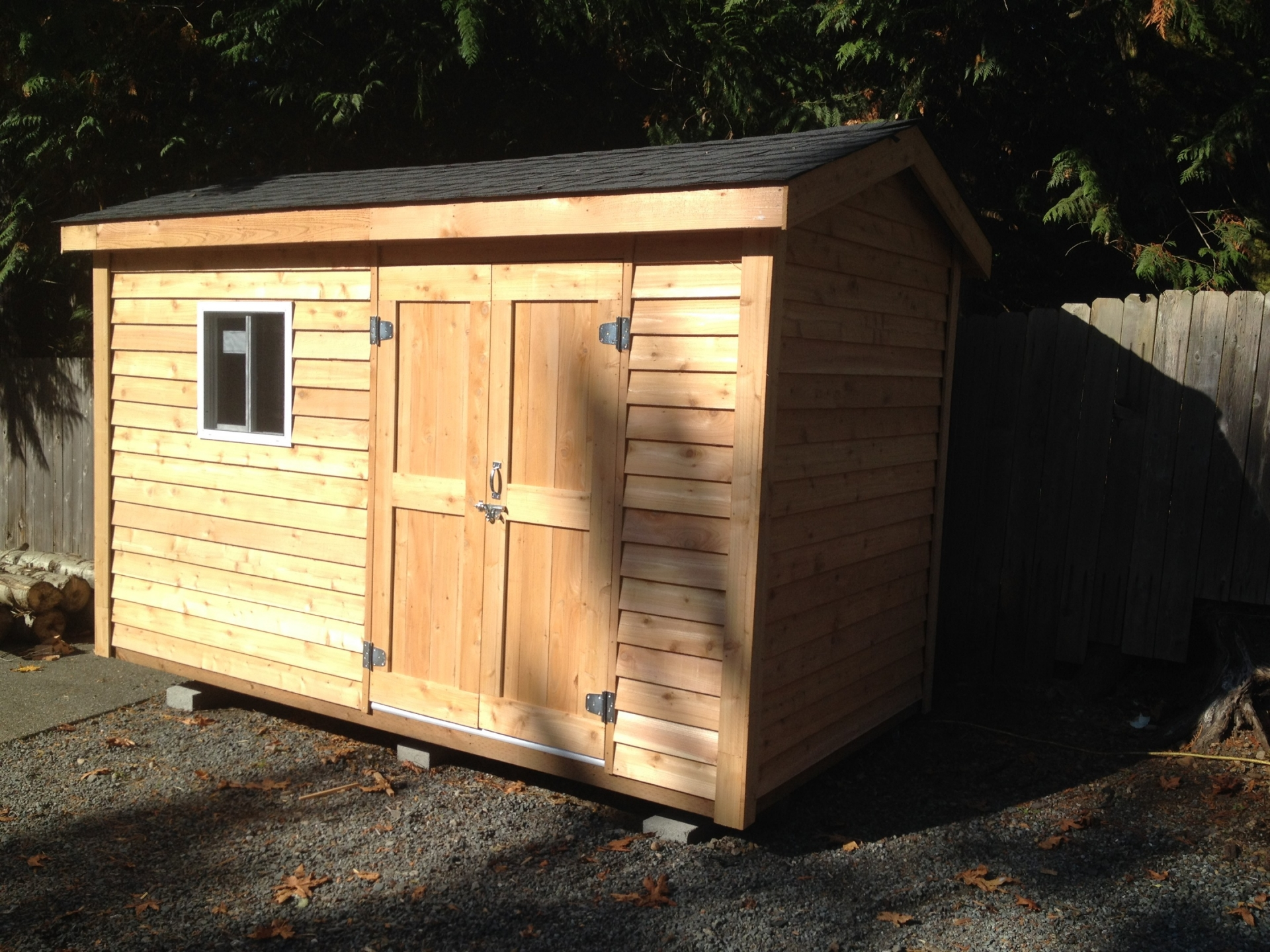 Standard Shed 8X12