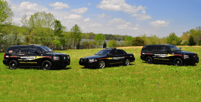 Monroe County TN Sheriff's Office Drug Interdiction Vehicles