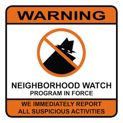 Monroe County TN Sheriff's Office Neighborhood Watch Program