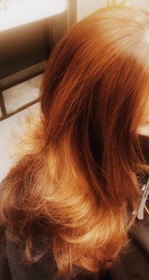 Kim Hansen Women's Haircut Sample