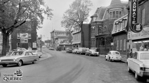 Saint-Sauveur dans les années 1960 (29) : rue Saint-Vallier Ouest