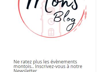 Inscrivez-vous à la newsletter de Mons Blog