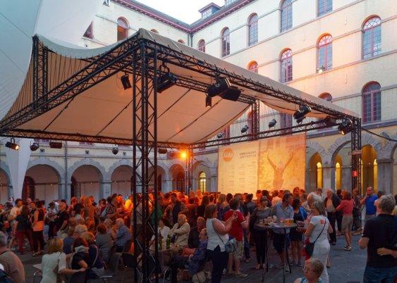 Le Festival au Carré n'aura pas lieu cette année.