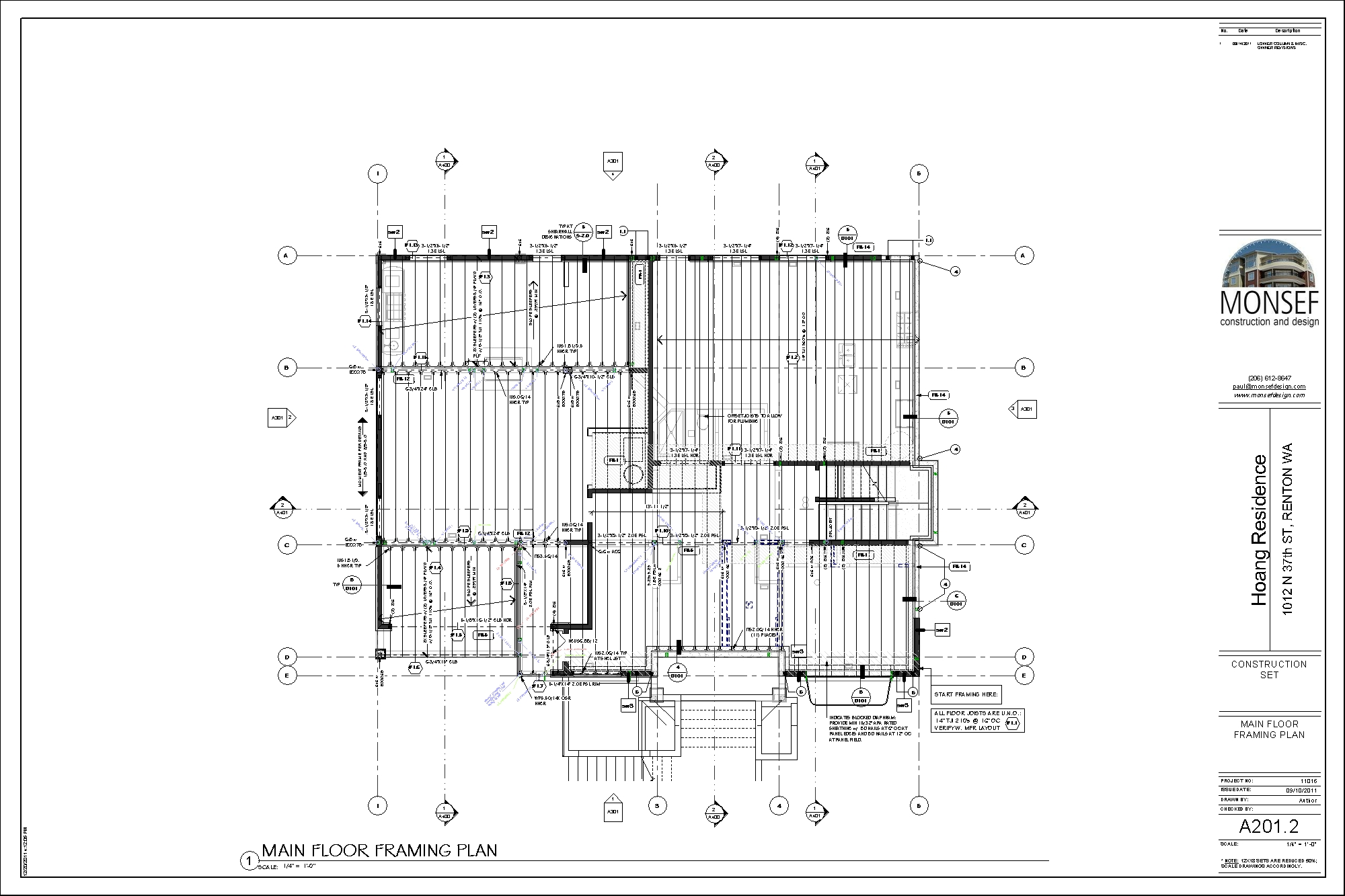 Monsef Donogh Design Grouphoang Residence