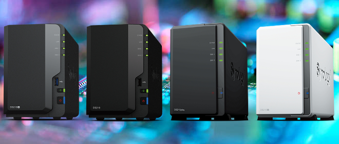 Comparatif Nas Synology DS218