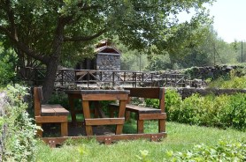 area attrezzata camper