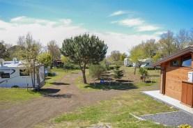 area attrezzata camper Etna