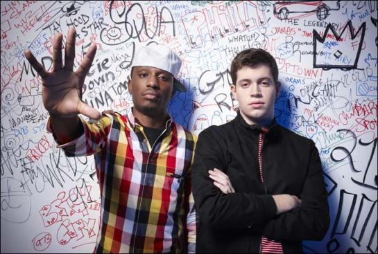 Le groupe Chiddy Gang