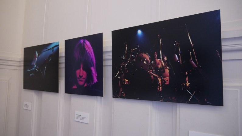 Pink Floyd au Pavillon de Paris en 1977
