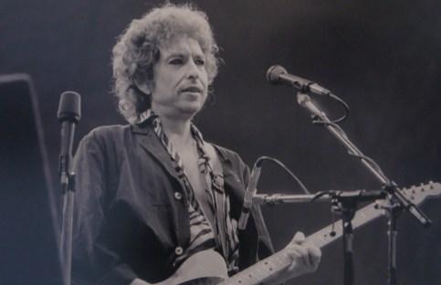 Bob Dylan au Parc de Sceaux en 1984