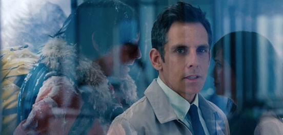 "Ben Stiller ""Walter Mitty"""