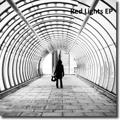 "Pochette de l'EP ""Red Lights"""