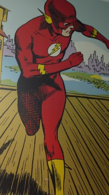 Planche de The Flash (1961) ©Monsieur Benedict