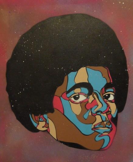 Michael Jackson par Shaz Arts © La galerie Pari(s) Urbain