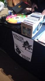 "Le stand ""Ping Pong-Ninja Tune"" ©MonsieurBenedict"
