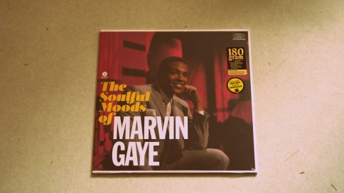 Marvin Gaye-The Soulful Moods of Marvin Gaye ©MonsieurBenedict