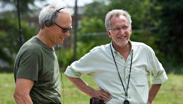 Tom Stern et Clint Eastwood