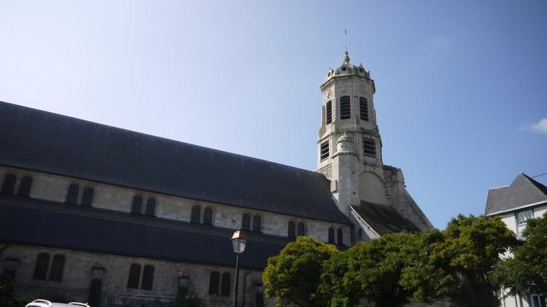 L'Eglise Saint Leonard ©Monsieur Bénédict
