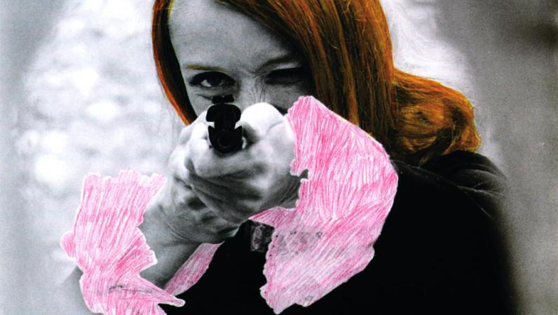 Niki de Saint Phalle tire