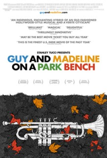 "Affiche "" Guy And Madeline On a Park Bench"""