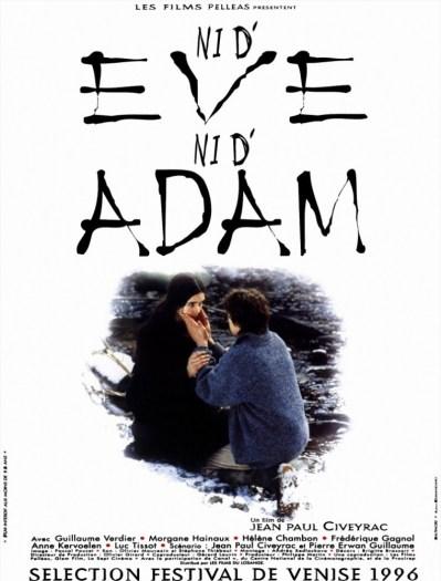 """Affiche """" Ni d'Eve ni d'Adam"""""""