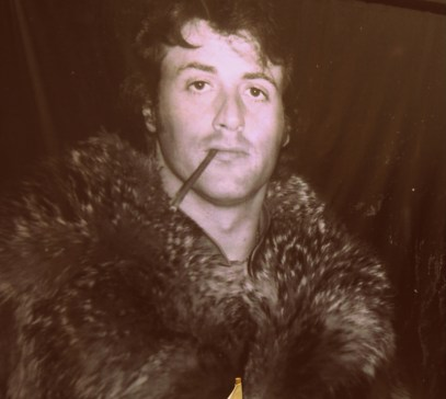 Sylvester Stallone par Marcel Thomas