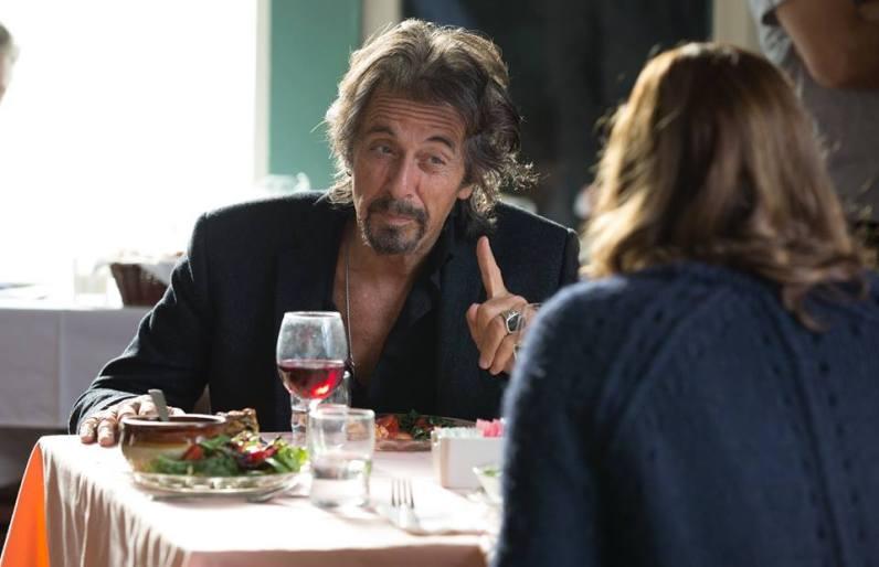 Al Pacino et Greta Gerwig