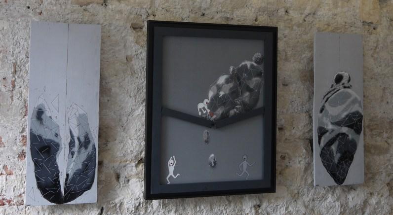 Oakoak & Bulbe ©Monsieur Bénédict
