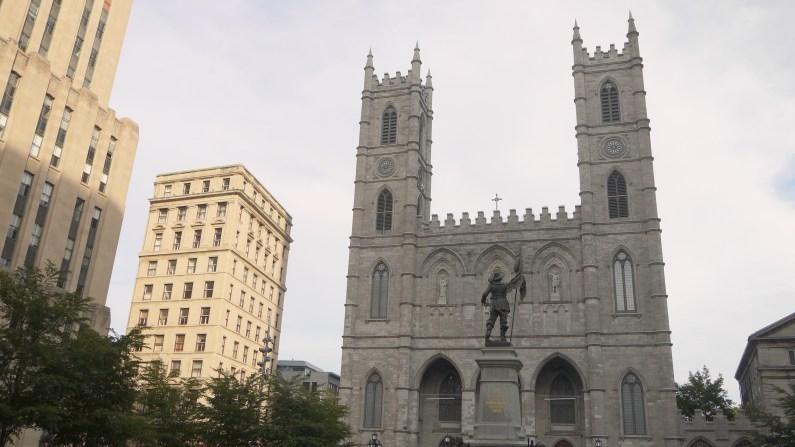 La Basilique Notre- Dame ©Monsieur Bénédict