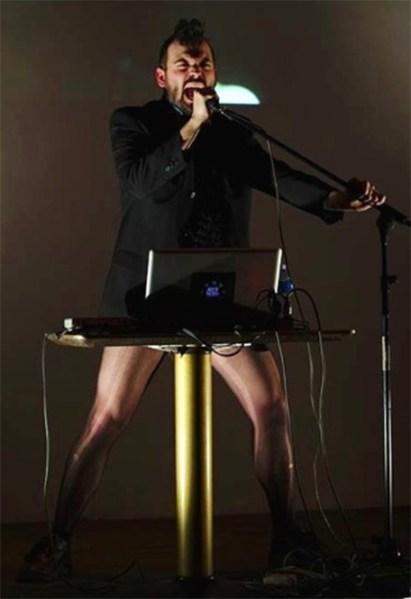 Affiche spectacle DJ Darkos