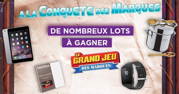participer au jeu concours GéantCasino et tenter de gagner votre cadeau high-tech gratuit