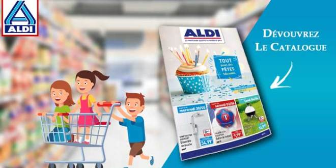 Catalogue Aldi Du 30 Mai Au 05 Juin 2018