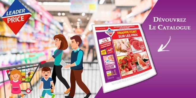 Catalogue Leader Price Du 15 au 20 Mai 2018
