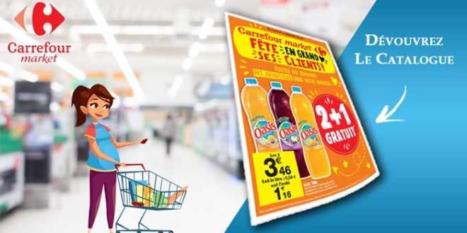 Catalogue Carrefour Market Du 12 Au 24 Juin 2018