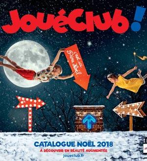 Catalogue JouéClub Noël 2018