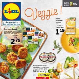 Catalogue Lidl Du 13 Au 19 Février 2019