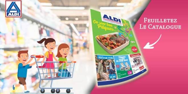 Catalogue Aldi Du 15 Au 21 Avril 2019