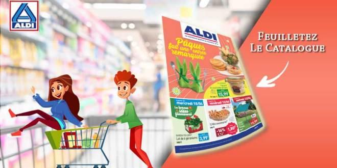 Catalogue Aldi Du 8 Au 14 Avril 2019