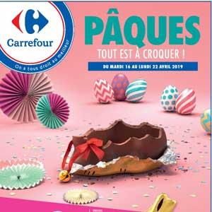 Catalogue Carrefour Du 16 Au 22 Avril 2019