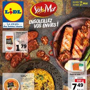 Catalogue Lidl Du 15 Au 21 Mai 2019