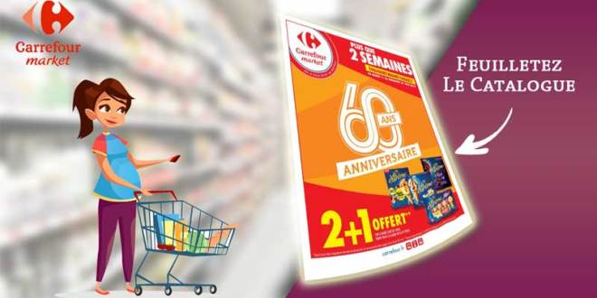 Catalogue Carrefour Market Du 11 Au 23 Juin 2019