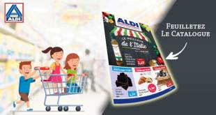 Catalogue Aldi Du 15 Au 21 Juillet 2019