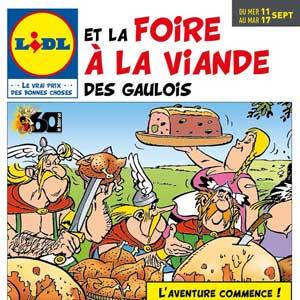 Catalogue Lidl Du 11 Au 17 Septembre 2019