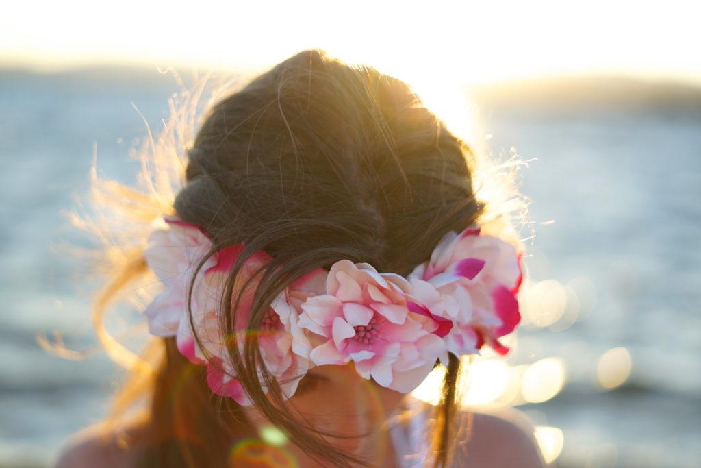 couronne de fleurs, accessoire, été, summer, fashion, mode, fleurs, asos, tendance, girly, festival, estival, boho, bohème